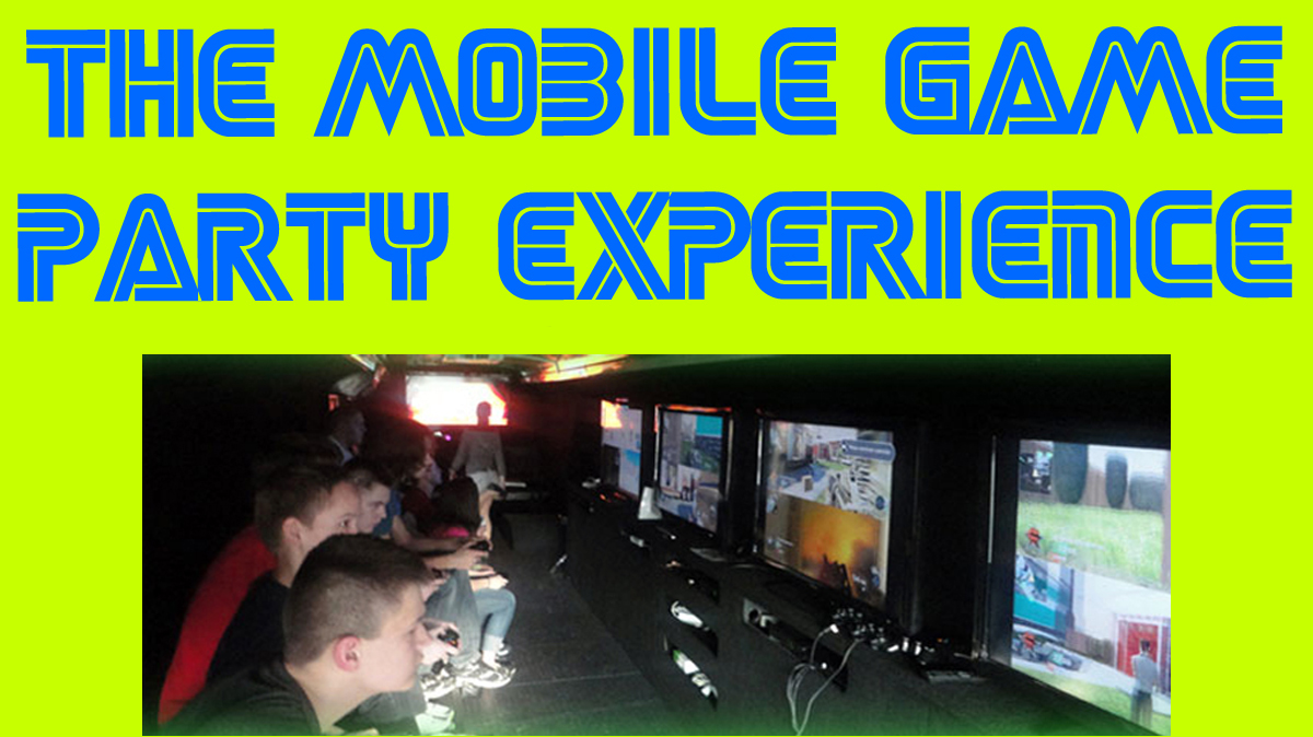 Mobile Game Party Experience